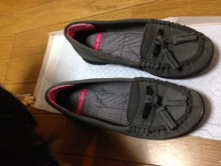 靴のおていれ