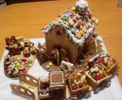 クッキーハウス♪