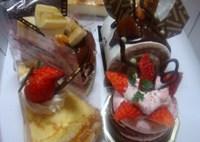 「L'odeur du Ble」のケーキ♪