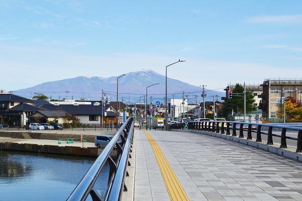 新内橋からの遠景