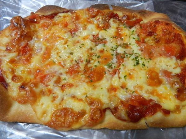 ピザパン美味しい!