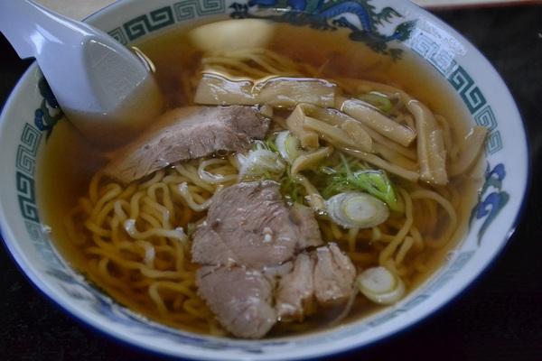 「麺処あべ」の中華そば