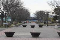 飯森山公園工事は24日まで