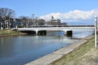 亀ヶ崎城とつなぐ橋