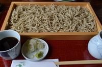 金沢屋の板蕎麦
