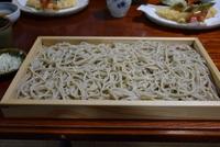 なかむらの板蕎麦