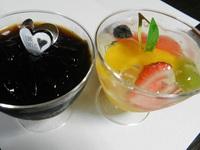ブラッスリーロアジスのゼリー菓子