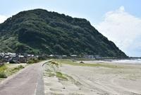 湯野浜海岸遊歩道を歩く 2017/09/14 08:03:00