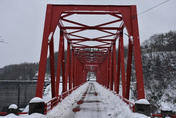 月光川大橋と月光川ダム