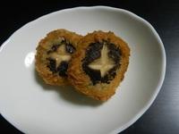 肉厚椎茸(しいたけ)フライ