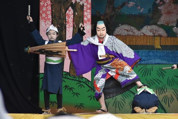 少年歌舞伎のインタビュー