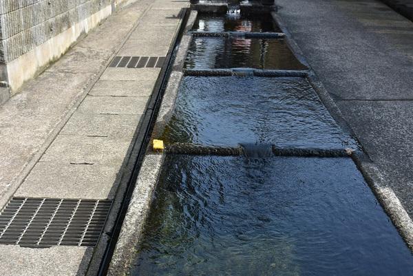神泉(かみこ)の水