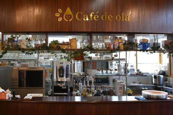 カフェ デ オラのお団子祭り