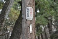 日和山公園の愛の贈灯(昭和44年)
