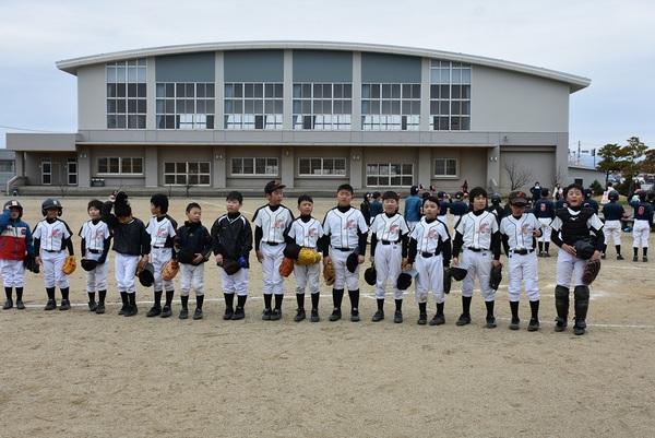 球春ー立川と練習試合