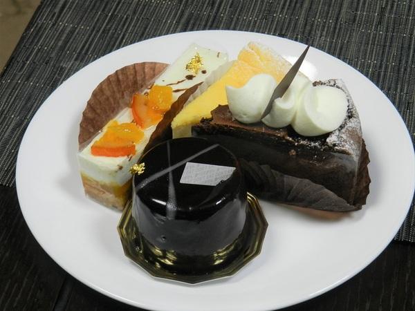パティスリー・オーボナクイユの美味しいケーキ