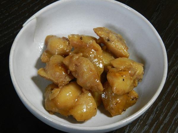 中島精肉店の味噌味ぼんじり