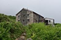 鳥海山滝の小屋まで散策