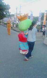 昨夜は長井市にいったった