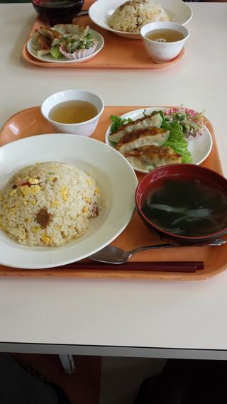 1日目昼食