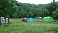 キャンプ  2日目 2018/05/27 16:49:05