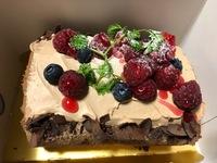 ル・メランジュのロールケーキ
