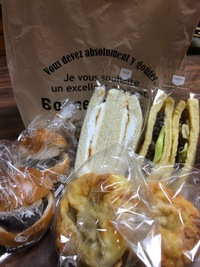 余目製パン クラッセ店
