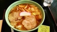 ワンタン麺♪