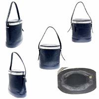 またまた当店スタッフみゆきちゃんが皆様へクロコダイルバッグをご紹介しますよ