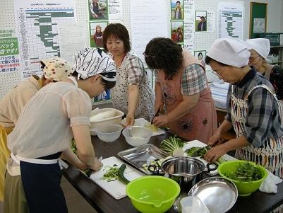 料理教室☆