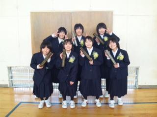 祝・卒業♪