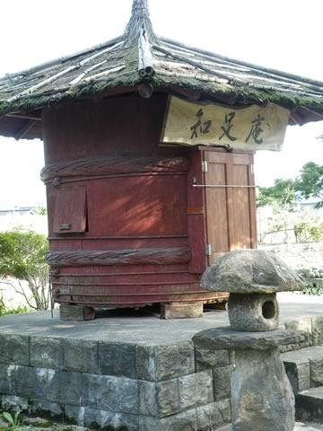 天沢寺「加藤清正公の墓」