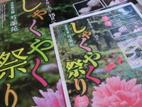☆南陽・諏訪神社〜しゃくやく祭り☆