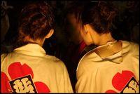 ☆南陽・赤湯ふるさと祭り~おんな神輿☆