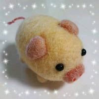 羊毛フェルト☆レッスン♪