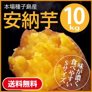 安納芋10kgセット(5kg×2箱)[生芋・土付き]