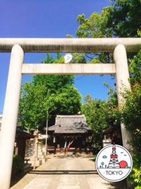 池袋御嶽神社Mitake shrine