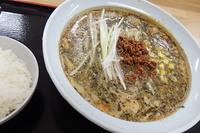 白黒タンタン麺