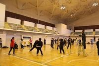 軽スポーツ大会終了