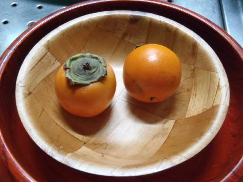庄内の甘柿