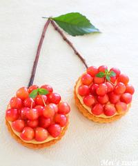 さくらんぼの季節 Cherry in season!