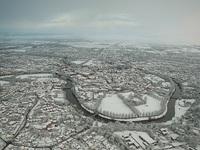 英国の冬 - Shrewsbury