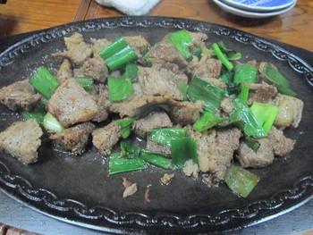 肉だ~^^!