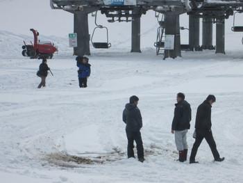スキー場のラー