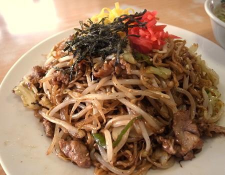かわにし食堂(米沢市)