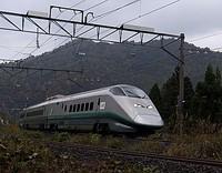 ラストラン目送|山形新幹線