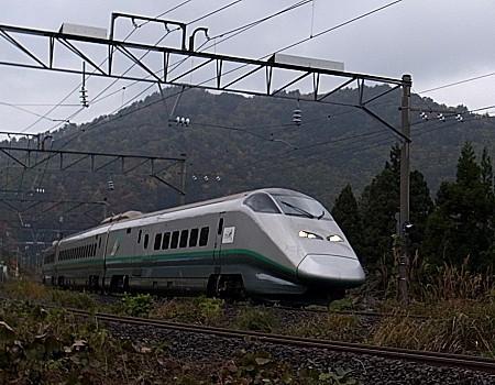 山形新幹線E3系2000番台L63編成車両
