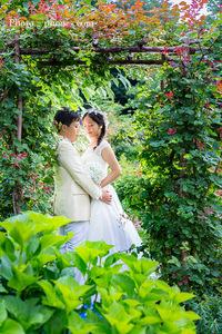 前撮りは婚礼のオマケ?