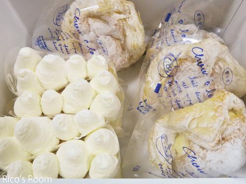 R『ロドゥール・デュ・ブレのしあわせろーる』&『いづみやのチーズケーキ』