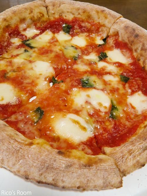 R 手づくりピザ『きさかたPIZZA』マルゲリータのおみやげ♪(象潟/にかほっと内)